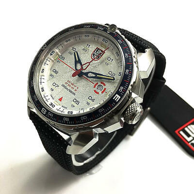 Men's Luminox ICE-SAR Arctic Stainless Steel 46mm Watch 1208