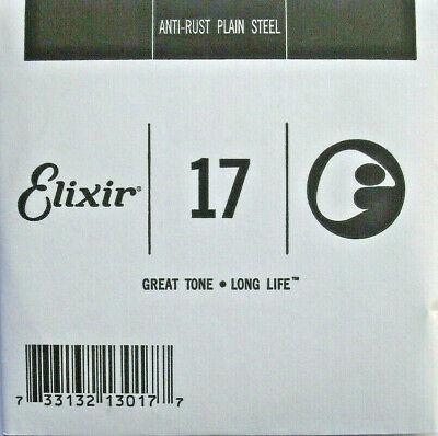 1X Elixir Cuerda de Guitarra Eléctrica 017