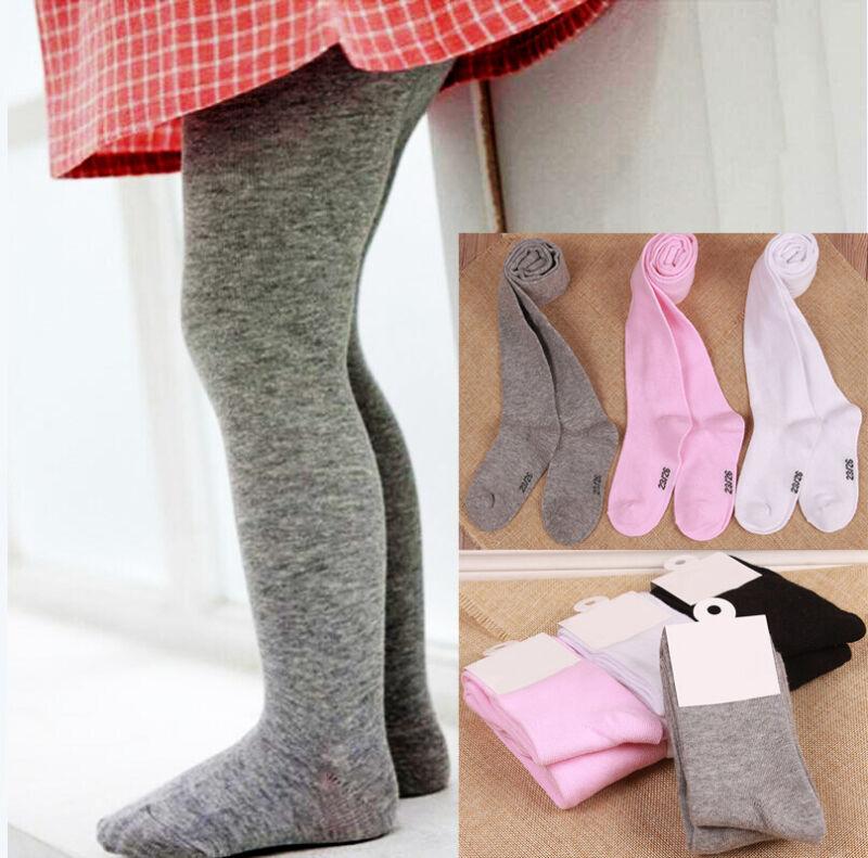 Newborn Baby Cotton Socks Girls Infant Knee High Long Socks Autumn Winter Warm