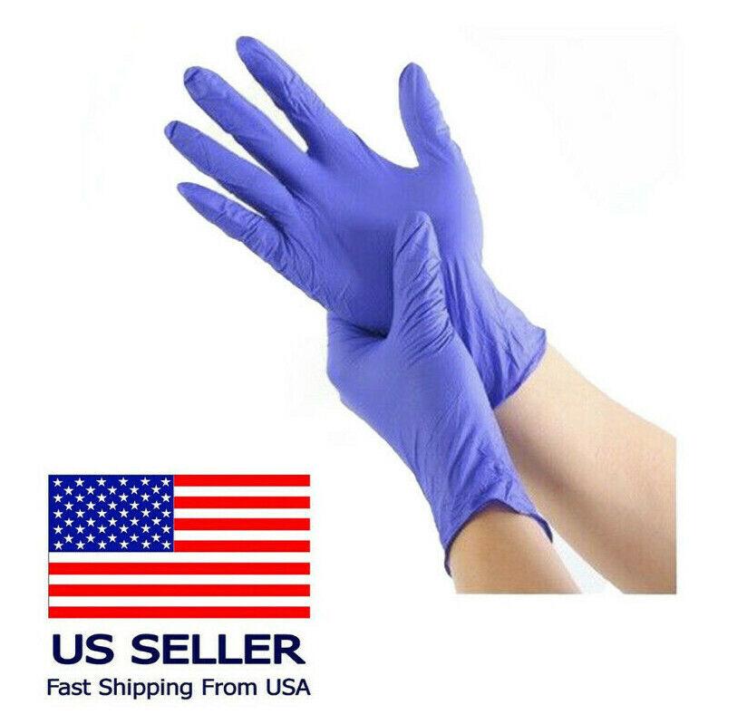 Nitrile - Vinyl - Latex Examination Gloves Powder Free S, M,