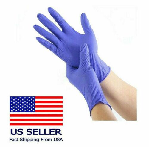 Nitrile - Vinyl - Latex Examination Gloves Powder Free [DISCOUNTS] S-M-L-XL USA!