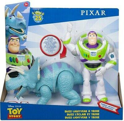 Buzz Lightyear And Trixie 2pk