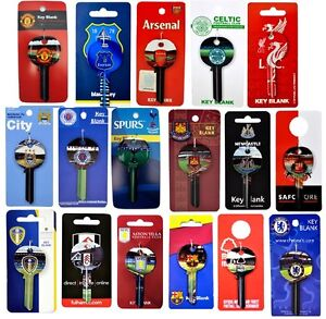 OFFICAL-FOOTBALL-CLUB-TEAM-BLANK-DOOR-KEYS-KEY-STADIUM-SOUVENIR-GIFT-XMAS