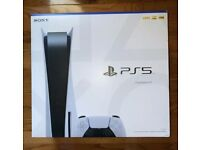 PlayStation 5 PS5 Disc Disk Console! **BRAND NEW & SEALED**