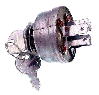 Lawn Mower Ignition Starter Switch w/keys fit 725-0267, 725-0267A, 925-0267