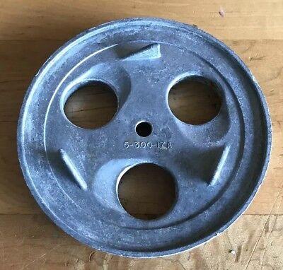 All Metal Northwestern Super 60 Gumball Machine Gum Ball Wheel - Aa Pn95