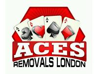 Removals London, house and office moving, single item delivery
