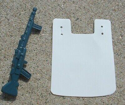 NICE Custom Cape & Rifle Weapon Hoth Snowtrooper,Stormtrooper Vintage Star Wars](Stormtrooper Weapons)