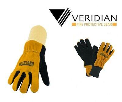 Veridian Wildland Firefighter Gloves