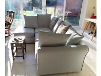 NEW! Large Right Arm Facing Sofa (only 4 months old)