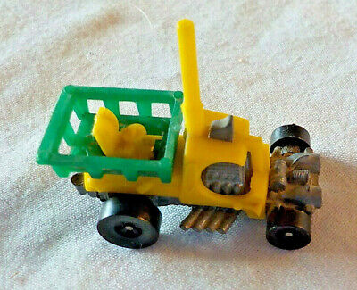 1972 Hot Wheels Zowees Car Bumble Seat w Antenna Mattel