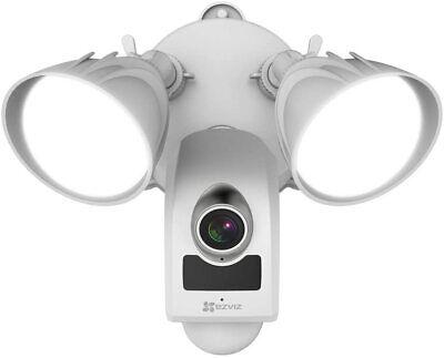 EZVIZ Full HD WiFi Outdoor Floodlight Camera PIR+Siren CS-LC1-A0-1B2WPFRL_1080P