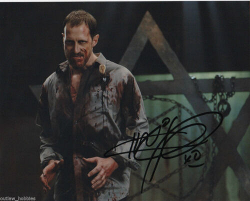 Christopher Heyerdahl Supernatural Autographed Signed 8x10 Photo COA #A4