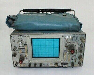 Oscilloscopes Tektronix 475 Oscilloscope