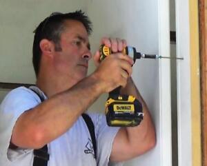 Now - Installation is Free  :-)  FRONT DOOR - PATIO DOOR - FRENCH DOOR - GLASS DOOR - SLIDING DOOR