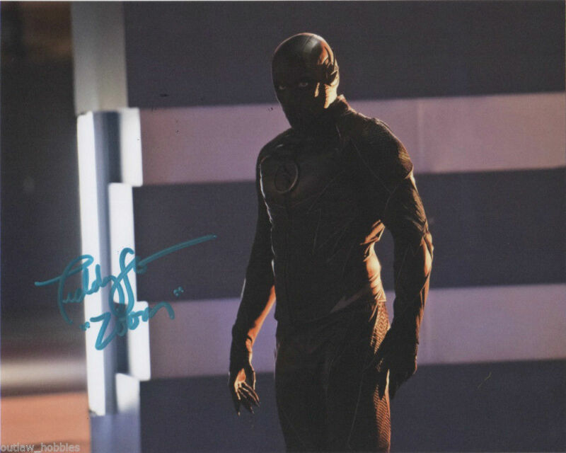 Teddy Sears The Flash Zoom Autographed Signed 8x10 Photo COA #1