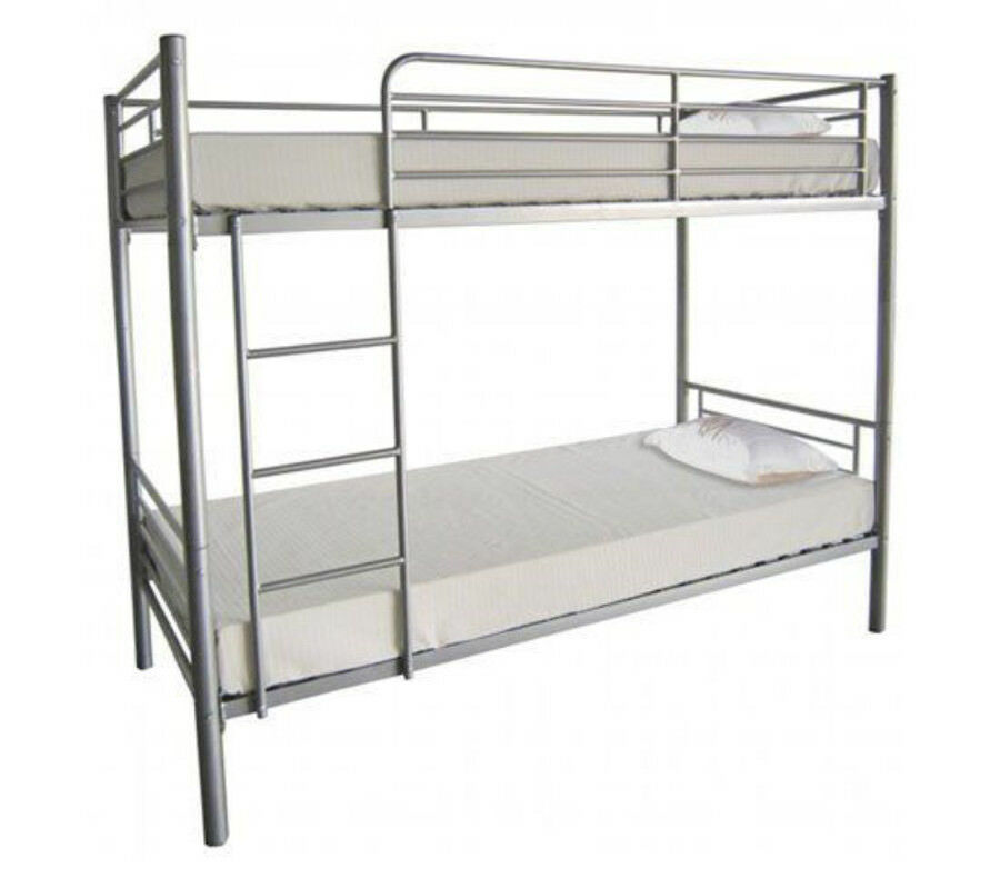 Solid Sturdy Metal Bunk Beds From Dream Like Ikea Argos Dunelm