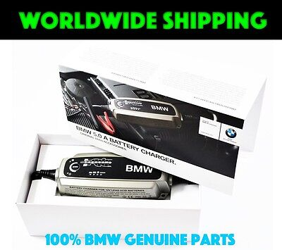 BMW All Models Brand 50 AMP Euro Spec Battery Charger Genuine New