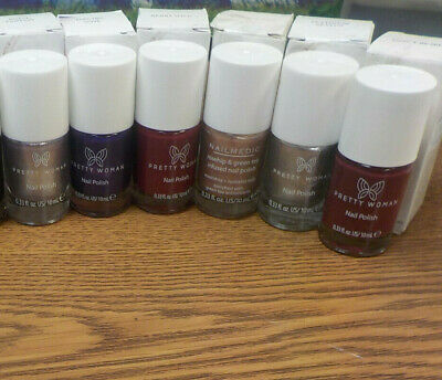 6 Pretty Woman Nail Polish in 6 Different Colors ❤️ ❤️  Best Deal #A