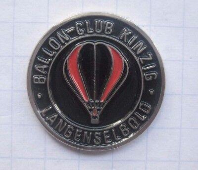 BALLON-CLUB KINZIG LANGENSEEBOLD ................. Ballon-Pin (161e)