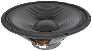 New QTX Sound QT Series DJ PA Speaker Replacement Driver Fits 12