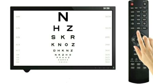 Visual Acuity System