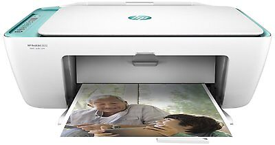HP DeskJet 2632 All-in-One Wi-Fi Printer.  Instant Ink with 3 Months Trial