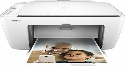 HP DeskJet 2620 All-in-One Printer, Instant Ink with 3 Months Trials
