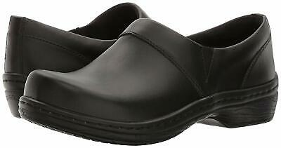 Klogs Footwear Mission Women's Black Smooth WNSTN Clogs