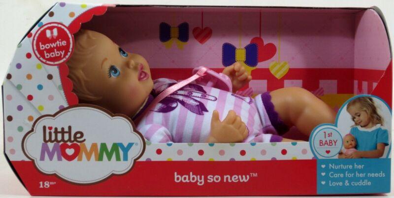 Little Mommy BABY SO NEW La Petit Femme Doll NIP newborn #ZZ