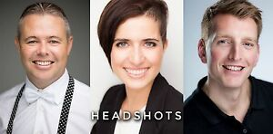 HEADSHOT PHOTOGRAPHER - Sydney's best headshots - cheap offer Sydney City Inner Sydney Preview
