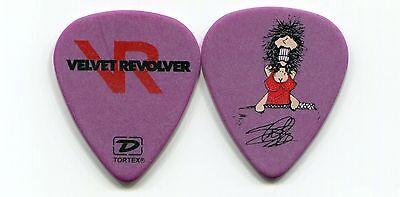 VELVET REVOLVER 2007 Libertad Tour Guitar Pick SLASH custom stage GUNS ROSES #3