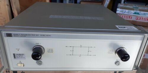HP 8516A 40 GHz Test Set