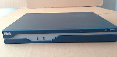 Cisco 1841 Router with 128MB DRAM & 32MB Flash CCNA CCNP CCIE