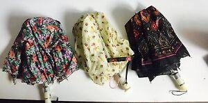 Vintage umbrellas Beaumaris Bayside Area Preview