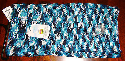 Vancouver 2010 Olympic Knitted Style Scarf Adult One size Original HBC New W Tag