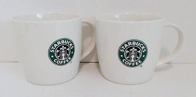 "Size /""S/"" Starbucks original /& genuine classic embossed mermaid coffee mugs"