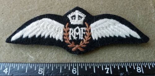 British Royal Air Force wings, 1918-1952, unissued
