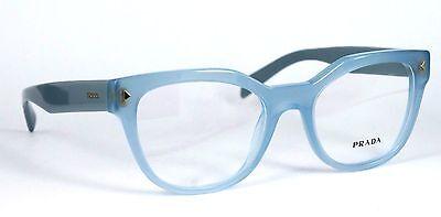 Prada Damen Brillenfassung  VPR21S UEX-1O1  51mm blau 204 63