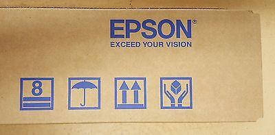 "Epson Exhibition Canvas Satin Natural OBA-Free 36"" x 40' (S045406)"