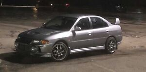 1996 Evo IV Roller With Evo 6 Motor! Package Deal!