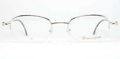 HENRY JULLIEN VIRTUALE Gold Filled Original Brille Eyeglasses Lunettes Double (Virtual Eyeglass)