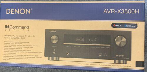 Denon AVR-X3500 Receiver - 8 HDMI Input/3 Output and Enhance