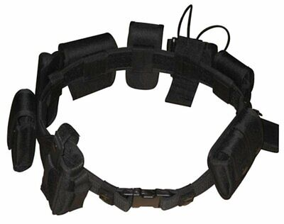 Swat Team Police Tactical Duty Belt Officer Security Guard Gear Law Enforcement