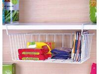 under shelf storage