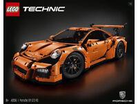 LEGO Technics 42056 Porsche 911 GT3 RS Building Set Toy Model (Brand New Factory Sealed) 2700 Pieces