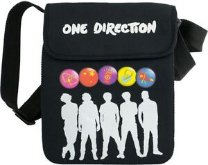 1D One Direction Tablet iPad e-reader Carrier Cover Case With Shoulder Strap