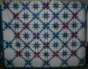 COLLECTIBLE QUILTS , ALL NEW COTTON – NEVER USED