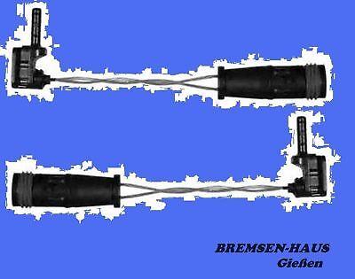 2x Warnkontakt/Verschleißanzeiger hinten Mercedes GLK-Klasse X204 ab Bj 08