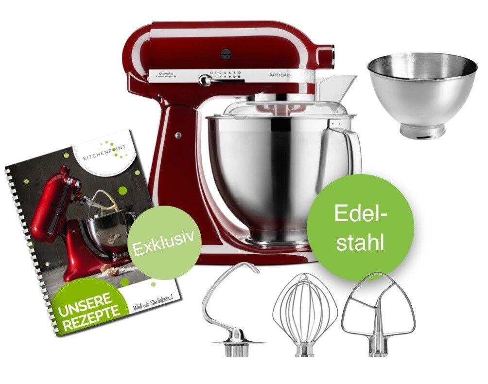KitchenAid ARTISAN Küchenmaschine 5KSM175PS 4,8L